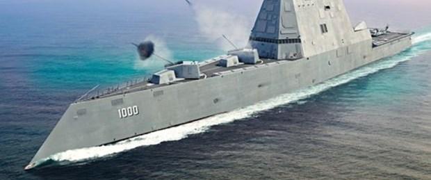 ABD'nin yeni nesil süper destroyeri