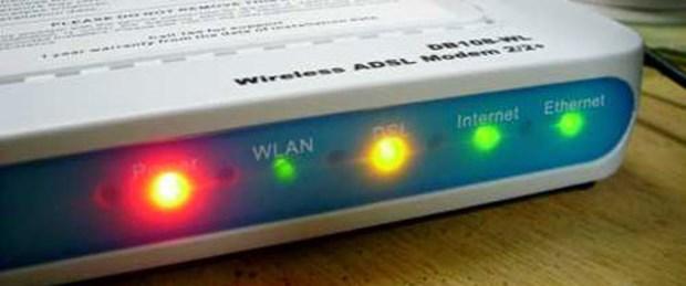 ADSL şifrenizi paylaşmayın