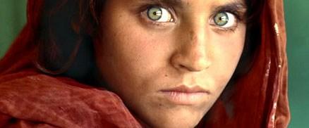 'Afgan kızı' fotoğrafı rekor fiyata satıldı