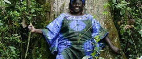 Afrika, Nobel ödüllü 'koruyucusunu' yitirdi