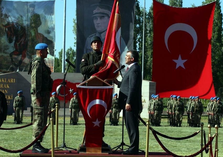 Ağrı'da Cumhurbaşkanı izdihamı