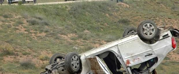 Ağrı'da feci kaza: 6 ölü