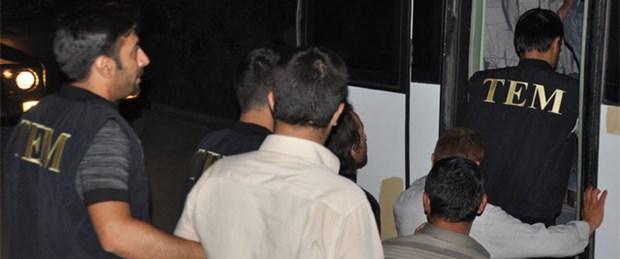 Ağrı'da KCK baskını: 15 gözaltı