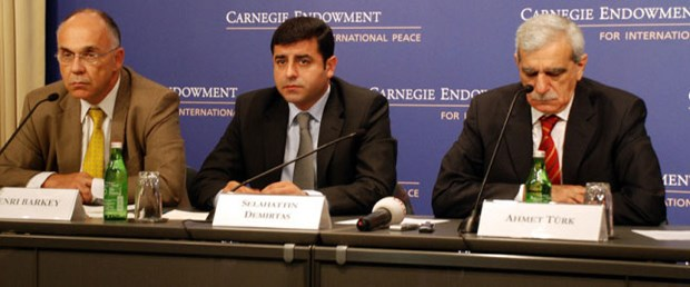 Ahmet Türk'ten Hamas-PKK benzetmesi