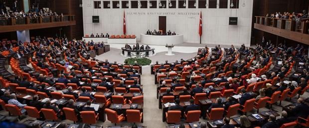 AK Parti, CHP, MHP ve İYİ Parti'den 'Doğu Akdeniz' için ortak bildiri