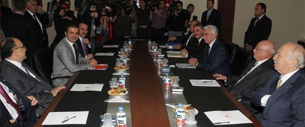 AK Parti ile BDP'yi anayasa buluşturacak
