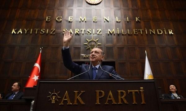 AK Parti'de 3. döneme takılan vekiller