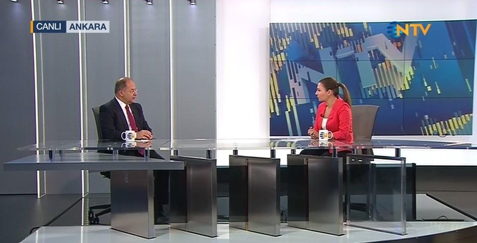 Başbakan Yardımcısı Recep Akdağ, Funda Görey'in sorularını yanıtladı