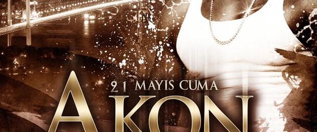 Akon Mayıs'ta İstanbul'un konuğu