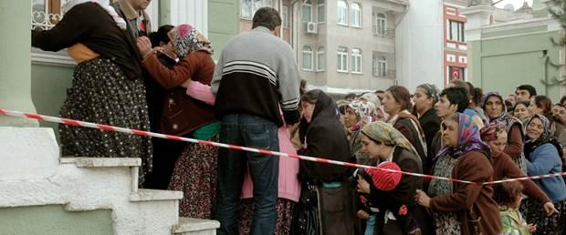 AKP antetli kağıtla yardıma inceleme