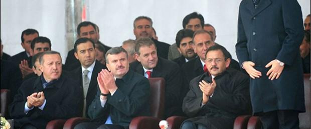AKP'nin Konya, Antalya ve Kayseri adayları