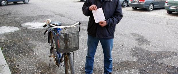 Alkollü bisiklet sürücüsüne para cezası
