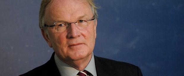 Alman Büyükelçi Pohl bakanlıkta