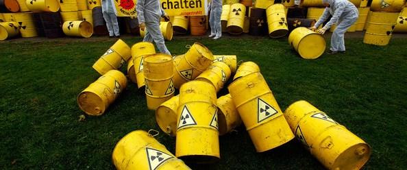 """Almanya'nın """"nükleer"""" tartışması"""