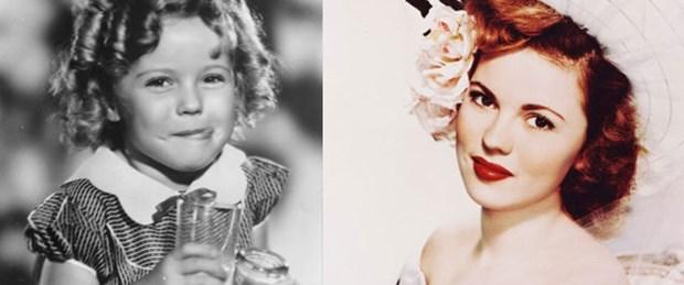 'Altın kız' Shirley Temple öldü