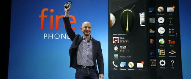 Amazon'dan 'Fire Phone'
