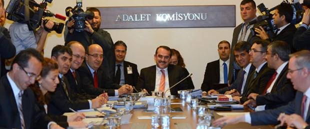'Anadilde savunma' Komisyon'dan geçti