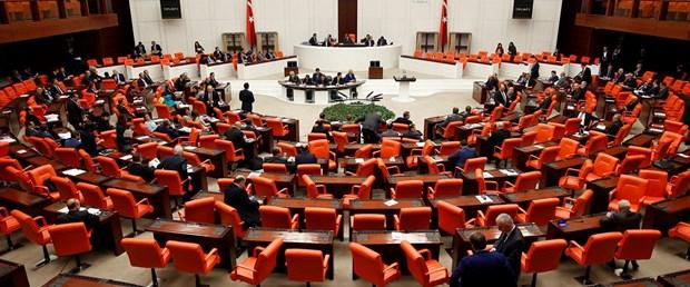 Anayasa değişikliği teklifi Genel Kurul'da