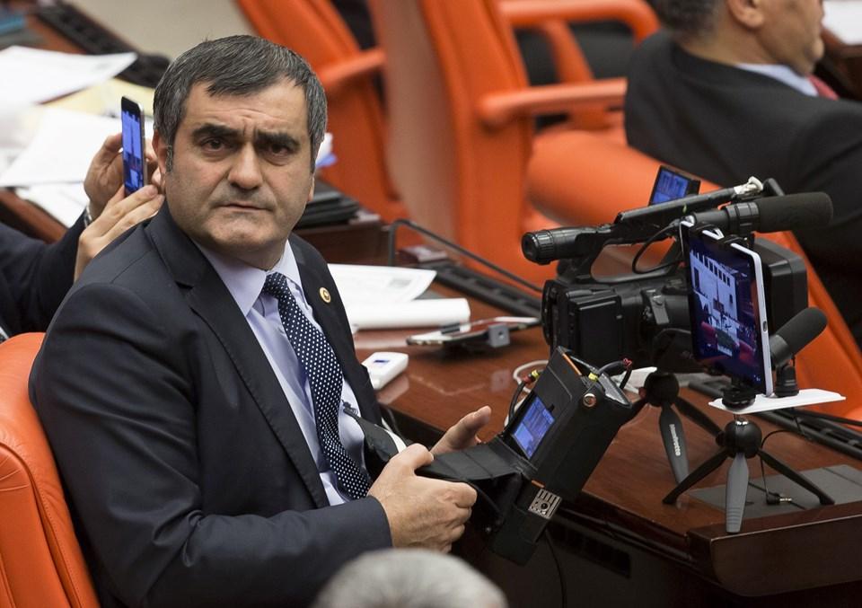 CHP İstanbul Milletvekili Ali Şeker