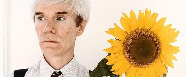 Andy Warhol'un görülmemiş fotoğrafları