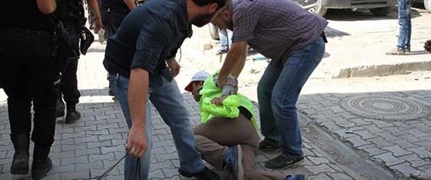 Ankara yürüyüşüne polis engeli