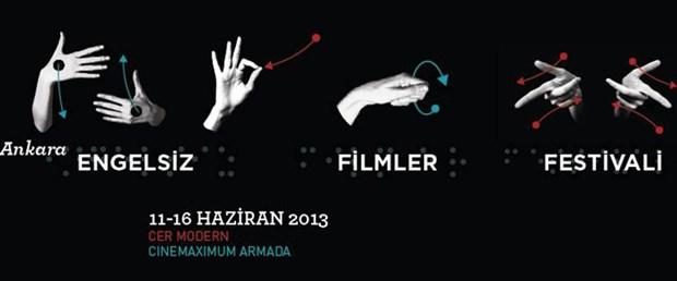 Ankara'da engelsiz bir festival