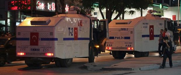 Ankara'da 'Gezi' gerginliği