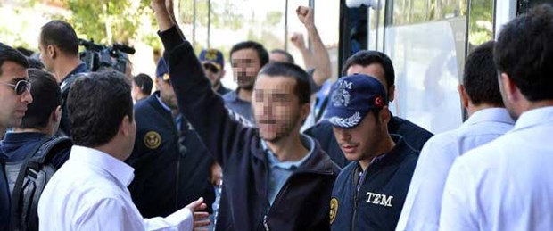 Ankara'da 'Gezi' operasyonu: 20 gözaltı