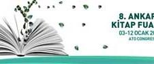 Ankara'da kitap günleri 3 Ocak'ta başlıyor