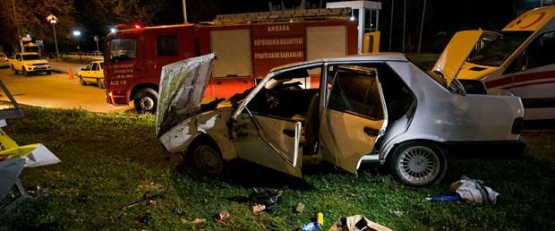 ankara trafik kazasıı