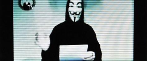 Anonymous bu sefer Wikileaks ile vurdu