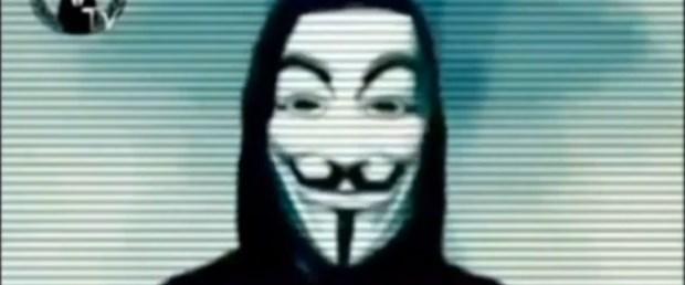 Anonymous'tan 'çocuk pornosu' harekatı