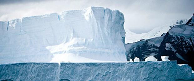 Antartika'da tehlike çanları