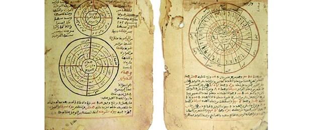 Antik el yazmaları kül olmaktan kurtuldu