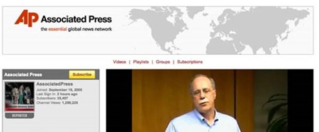 AP'nin YouTube kazası