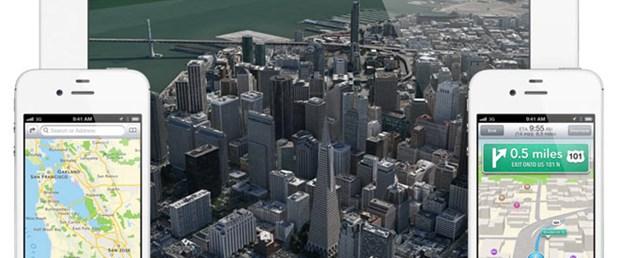 Apple Maps, GPS'in sonunu getirecek
