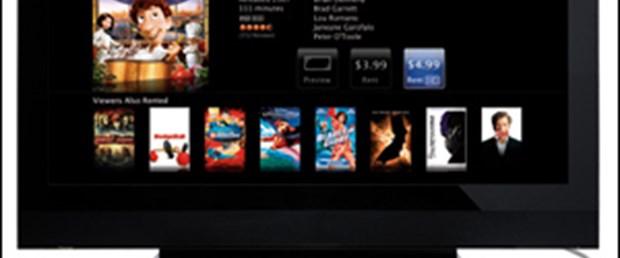 Apple TV dava edildi