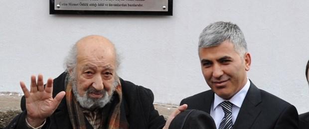Ara Güler kendi caddesinin açılışını yaptı