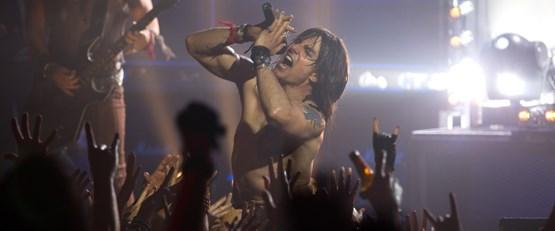 Asi rock yıldızı Tom Cruise