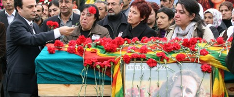 'Aşk olsun sana, Kürtlerin güzel kızı'