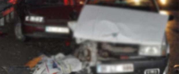Asker eğlencesi dönüşü kaza: 2 ölü