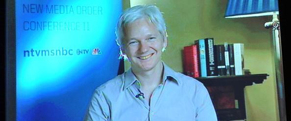 Assange: Kurtlar Vadisi'ne şaşırdım