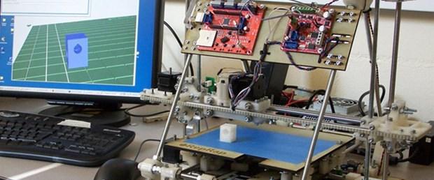 Astronotlar için 3D yazıcıda pizza basılacak