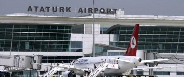 Atatürk Havalimanı Obama için sarı alarmda