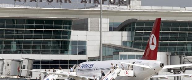 Atatürk Havalimanı'nda eylem yasağı