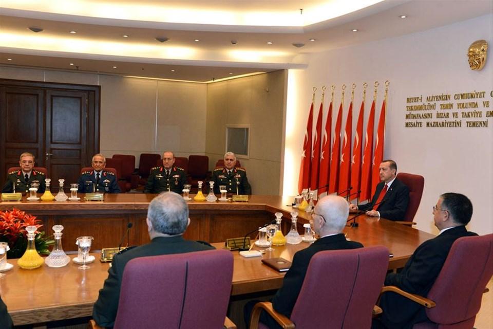 Atatürk'ün sofra takımıyla ilk yemek
