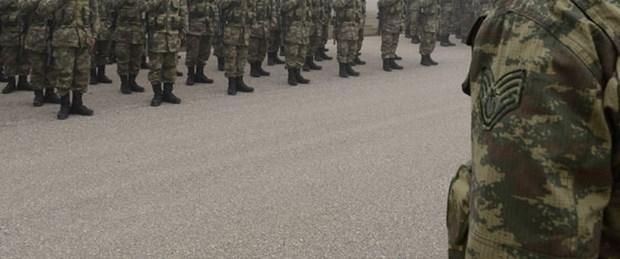 Atılan askere yeni kadro