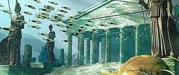Atlantis'i yine buldular