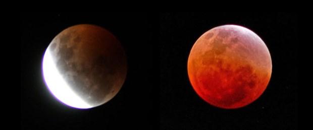 Ay tutulması bugün