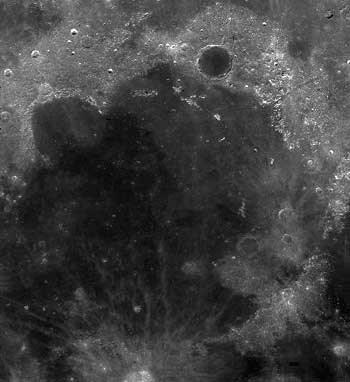Mare Imbrium.